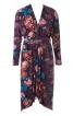 Приталена сукня з асиметричним низом - фото 2