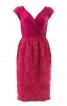 Сукня з глибоким V-подібним вирізом - фото 2
