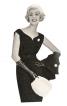 Сукня-футляр з вирізом горловини сердечком (1959) - фото 4