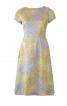 Сукня з короткими рукавами реглан - фото 2