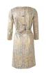 Сукня з рукавами 3/4 і застібкою на спинці - фото 4