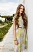 Сукня з короткими рукавами реглан - фото 1