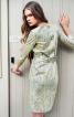 Сукня з рукавами 3/4 і застібкою на спинці - фото 1