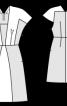 Сукня у стилі колор-блокінг - фото 3