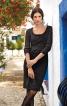Сукня по фігурі з рельєфними швами - фото 1