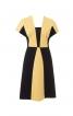 Сукня у стилі колор-блокінг - фото 2
