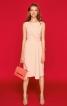 Сукня приталеного крою з драпіровкою - фото 1