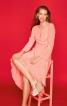 Сукня приталена з асиметричною спідницею - фото 1
