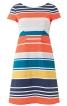 Сукня відрізна по талії з кишенями - фото 2