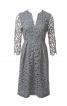 Сукня приталеного крою з виточками на талії - фото 2