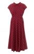 Сукня зі спідницею розкльошеного крою - фото 2