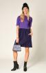 Сукня відрізна з напівдовгими рукавами - фото 1