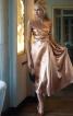 Сукня відрізна з коміром на одне плече - фото 1