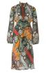 Сукня з пишними рукавами і буфами - фото 2