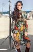 Сукня з пишними рукавами і буфами - фото 1