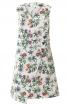 Сукня відрізна з імітацією запаху - фото 2