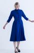 Сукня із застібкою поло з Burda 1955 - фото 1