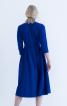 Сукня із застібкою поло з Burda 1955 - фото 4
