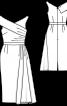 Сукня вінтажна з Burda Moden 1955/56 - фото 3