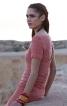 Сукня вузького крою з вирізом на спинці - фото 5