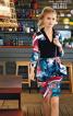 Сукня з баскою - фото 1