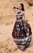 Сукня максі з американською проймою - фото 1