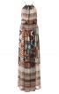 Сукня максі з американською проймою - фото 2