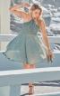 Сукня з пишною спідницею у стилі 50-х - фото 1