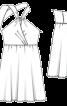 Сукня з пишною спідницею у стилі 50-х - фото 3