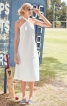 Сукня із заниженою талією і відкритою спиною - фото 1