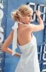 Сукня із заниженою талією і відкритою спиною - фото 4