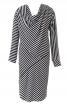 Сукня трикотажна асиметричного крою - фото 2