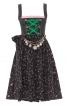 Сукня з пишною спідницею і фартух - фото 2