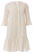 Сукня А-силуету з рукавами 3/4 і оборками - фото 2