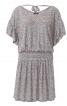 Сукня з V-подібним вирізом на спинці - фото 2