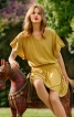 Сукня міні із заниженою талією і оборками - фото 1
