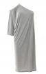 Сукня асиметричного крою на одне плече - фото 2