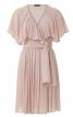 Сукня міні з воланами і широким поясом - фото 2