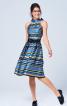 Сукня з американською проймою і пишною спідницею - фото 1