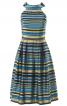 Сукня з американською проймою і пишною спідницею - фото 2