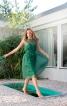 Сукня з призбореною спідницею - фото 1