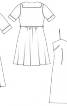 Сукня з чохлом - фото 3