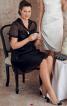 Сукня з пишною спідницею і чохлом - фото 1