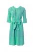Сукня зі складками біля горловини - фото 2