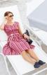 """Сукня з вирізом горловини """"сердечко"""" - фото 1"""