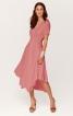 Сукня приталена з асиметричним низом - фото 1