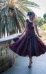 Сукня з пишною спідницею кльош - фото 1