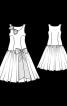 Сукня з пишною спідницею кльош - фото 2