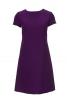 Сукня-футляр з горизонтальними швами - фото 2