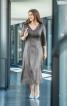 Сукня з рельєфними швами - фото 1